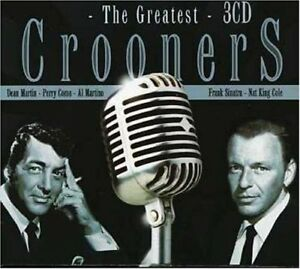 Various : Crooners 3CDs BOXSET 2008 - NEW & SEALED - IDEAL CHRISTMAS GIFT