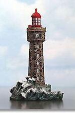 Rare-Harbour Lights- Lighthouse- La Jument- France-#192- (1997) Mib