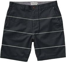 NWT - BILLABONG Men's M251LCPA Gray 'CARTER STRETCH'  SHORTS - 30 R