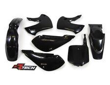 KAWASAKI KX65 01-19 rtech black plastic kit