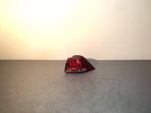 Volkswagen Golk Mk7 2013 Driver Side Right O/S Rear Light