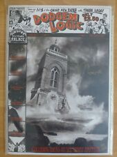 "Dodgem Logic Issue 1 With CD ""Signed By Alan Moore"" Numbered 301 Of 1000 - 2010"