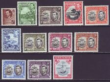 Grenada 1938 SC 131-142 MH Set