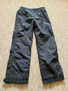 EUC Columbia Women's Ski Snow Pants Snowboard Winter Size Medium M Color Black