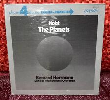 "New listing 1970 *Holst-Bernard Hermann ""The Planets"" London SPC-21049 LP W/Gatefold ~Sealed"