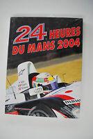 24H DU MANS 2004 LIVRE OFFICIEL ANNUEL ACO LE MANS YEARBOOK