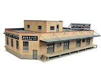 Walthers Cornerstone 933-3760 HO Scale Grocery Distributor Plastic Kit