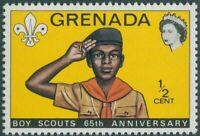 Grenada 1972 SG532 ½c Scouts MNH