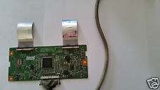 """T-CON BOARD 6870C-0214A WITH LVDS CABLES FOR 37"""" LG 37LG5010 LCD TV"""