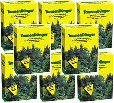 # 20kg TANNENDÜNGER,Koniferen,Tannen Lebensbaum Zypressen Dünger 8x 2,5 kg