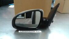 NEW OEM 2016-2017 KIA SPORTAGE LEFT (DRIVERS) SIDE MIRROR (NON-PAINTED)