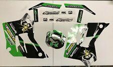 KDX 200/220 1995-06 Splitfire Graphic Kit