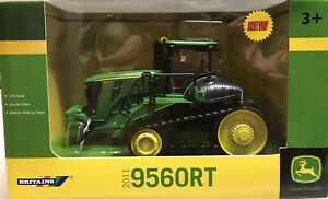 Britains Farm Toys John Deere 9560 RT Tracked Tractor 2011 Brand New
