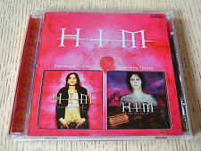 HIM Razorblade Romance +Gone With The Sin MEGA RARE CD Remastered Limited H.I.M.