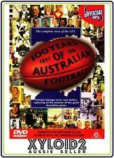 100 Years Of Australian Football (1897-1996) (DVD, 2001)