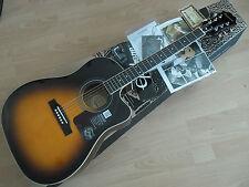 Epiphone AJ-220 sce sunburst chitarra acustica elttrificata profess,SPED GRATIS!