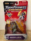 Transformers Energon DOOM LOCK Powerlinx Battle Robots in Disguise New!
