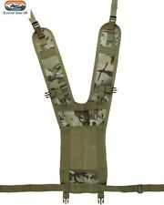 BTP / MTP STYLE CAMO PLCE DAYPACK YOKE FOR 10 LITRE SIDE POUCHES FREE DELIVERY