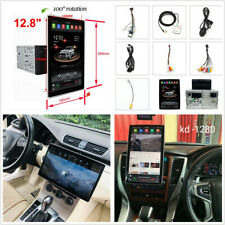Car Multimedia Radio No DVD Player GPS Navigation W/IOS Carplay OR Android Auto