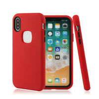 Iphone X/XS Case Rugged Shockproof (Fits Speck Belt Clip) 3 in 1 US Seller Fast!