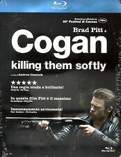 COGAN- Killing Them Softly - Limited Steelbook (Metal Box) - BLU-RAY NUOVO