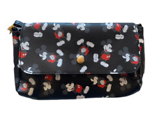 New listing Mickey Mouse Adorable Multicolor Cross Body Thin Strapped Purse For Girls/Women