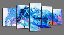 Cuadros en Lienzo ´ 200 x 100 cm Visario 6342 abstracto