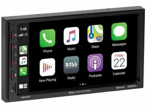New Boss Audio Systems Elite Car Stereo Receiver - Touchscreen Bluetooth BE7ACP