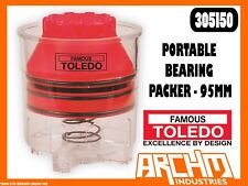 TOLEDO 305150 - PORTABLE BEARING PACKER - 95MM - GREASE GUN CARS TRUCKS TRAILERS