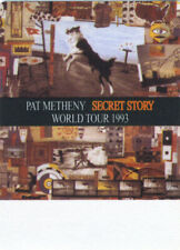 Pat Metheny 1993 World Tour Backstage Pass All Access