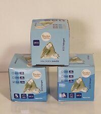 [10 Pack] Simba Lighting® Halogen MR16 12V 50W Bulbs GU5.3 2-Pin EXN Cover Glass