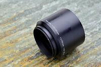 Asahi Pentax Takumar 49mm Screw-in Metal Lens Hood 3.5/135 4/150 5.6/200 (#747)