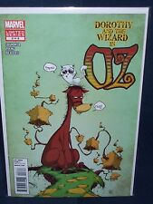 Dorothy and the Wizard in OZ #3 Marvel Comics with Bag and Board 2011