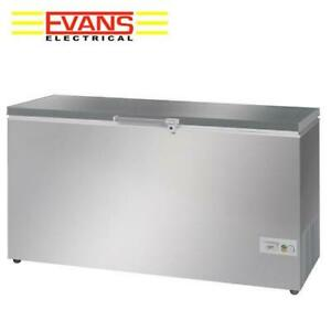 Vest Frost SZ464C-STS Chest Freezer - Stainless Steel