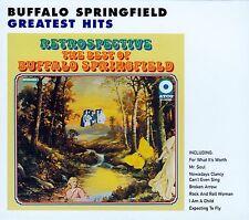 BUFFALO SPRINGFIELD : GREATEST HITS / CD - NEU