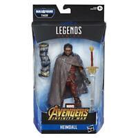 "Marvel Legends Series Avengers Infinity War Heimdall 6"" Action Figure Thor BAF"