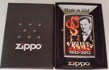Sehr Selten Zippo Club Italia 80th Anniversary 1932 - 2012 MAZZI ZCI RAR !