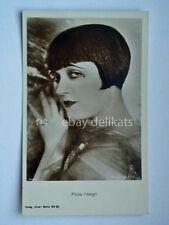 Cinema POLA NEGRI attrice muto silent movie foto film Paramount 1445