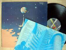 ELO Time + Lyric Inner A2 B1 UK LP Jet JETLP 236 1981 EX/EX