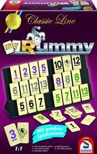 Schmidt Spiele Classic Line MyRummy  mit großen Spielfiguren