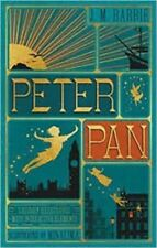 Peter Pan (Illustrated with Interactive Elements) by Sir J. M. Barrie (Hardback,