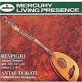 Ottorino Respighi - : Ancient Dances & Airs (1992)
