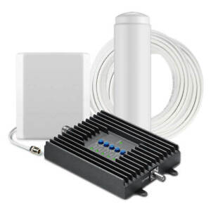 SureCall Fusion4Home Cell Phone Signal Booster(3G/4G/LTE), Omni/Panel Antennas
