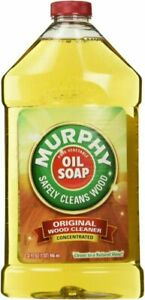 Murphy Oil Soap Concentrated Liquid Original Wood Cleaner 32oz (946ml)