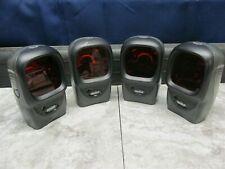 Lot of 4 Symbol Motorola Ls9208-Sr10007Nswr Presentation Laser Barcode Scanner