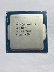 Intel Core i5-6400T 2.20ghz Socket 1151 CPU Processor