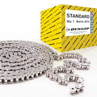 "5 Meter Box 08B-1 (Dunlop) BS Roller Chain 1/2"" Pitch Includes Connecting Link"