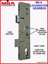 MILA MASTER LOCKMASTER UPVC DOOR LOCK AND GEARBOX CASE