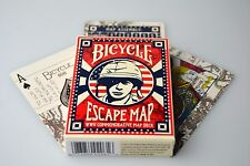 *ESCAPE MAP* WW11 BICYCLE PLAYING CARDS. NEW SEALED.