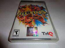 WWE All Stars (Sony PSP, 2011) NEW